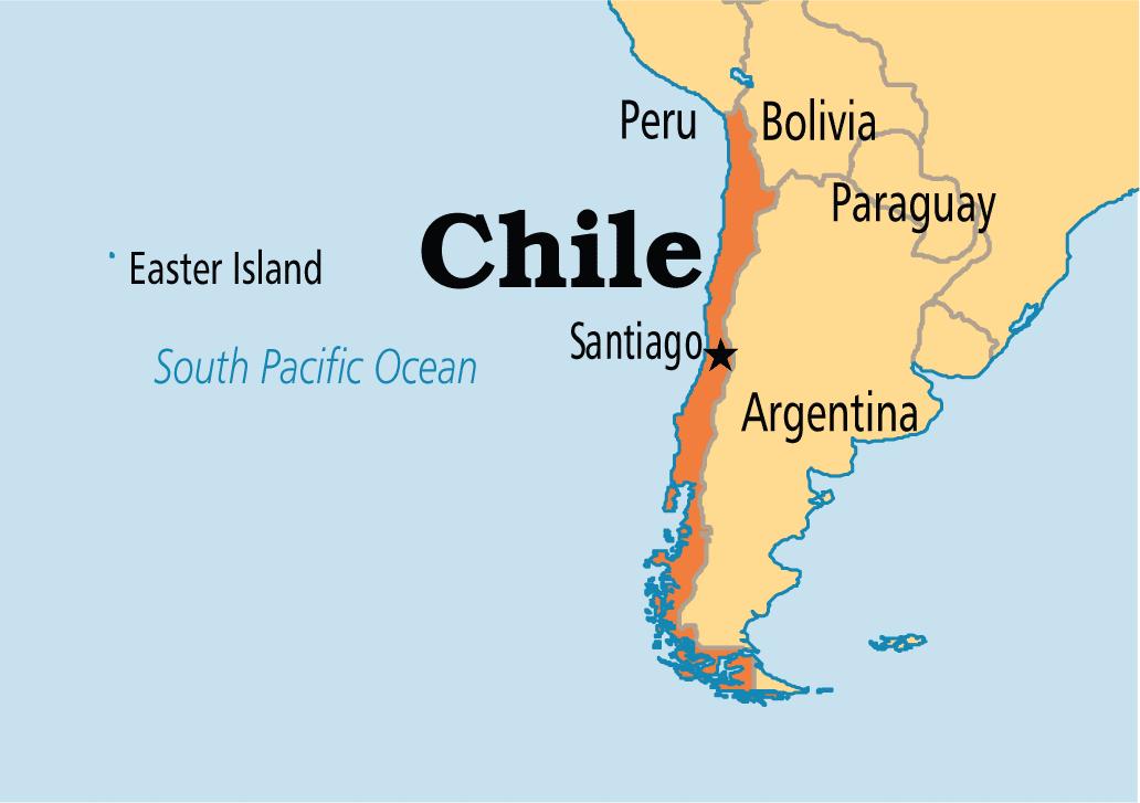 visita los lugares turisticos de chile