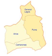 Región de Arica y Parinacota-Regiones