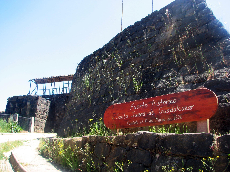 Santa Juana chile