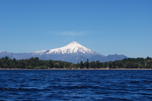 lagos de Cunco Chile