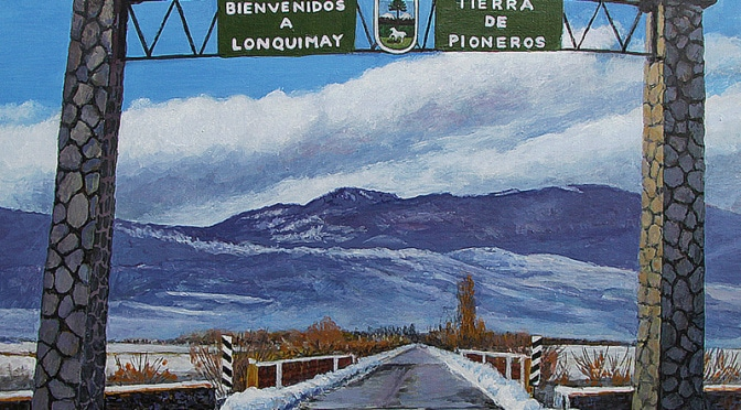 Lonquimay Chile