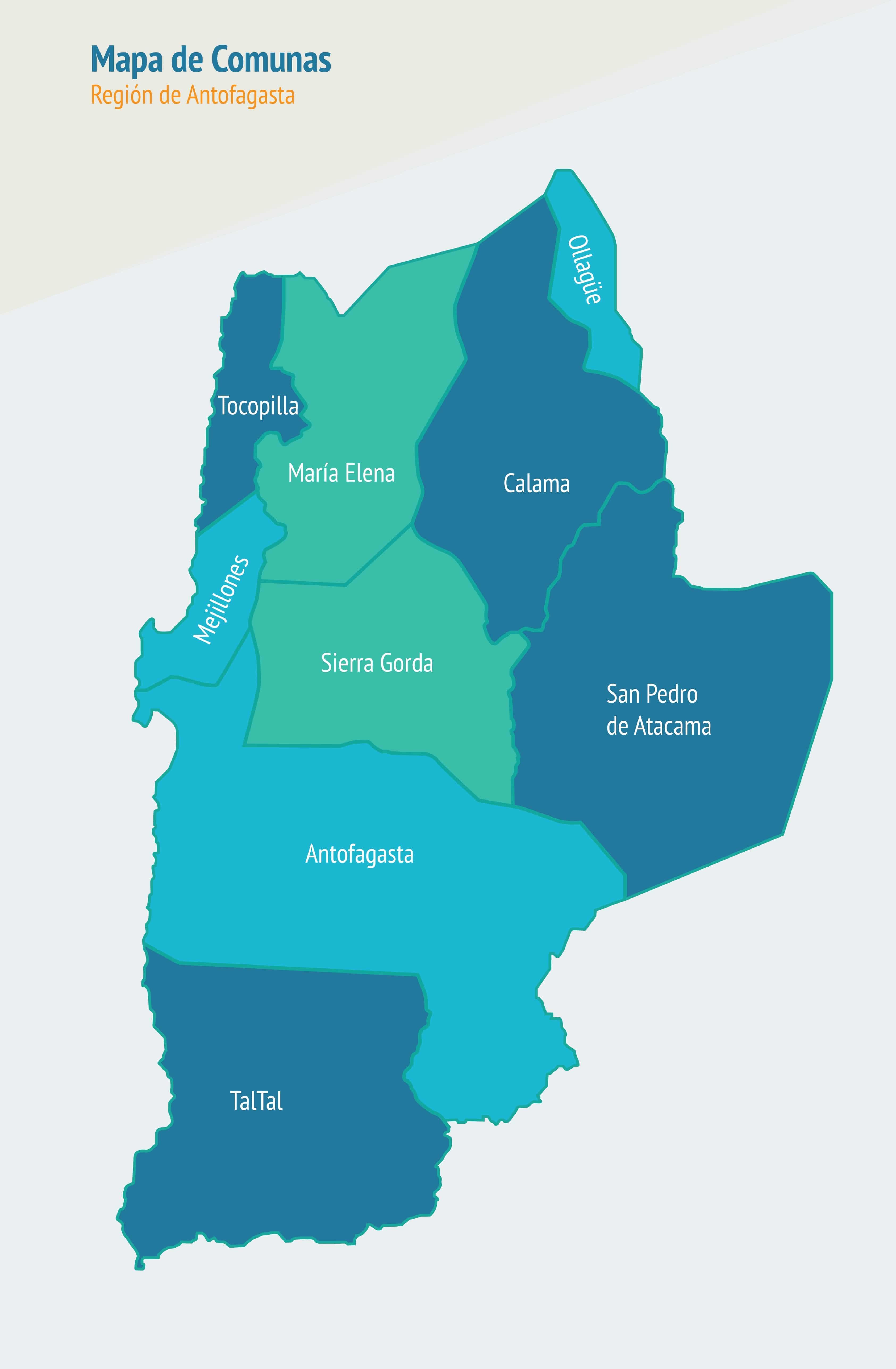 Comuna Sierra Gorda