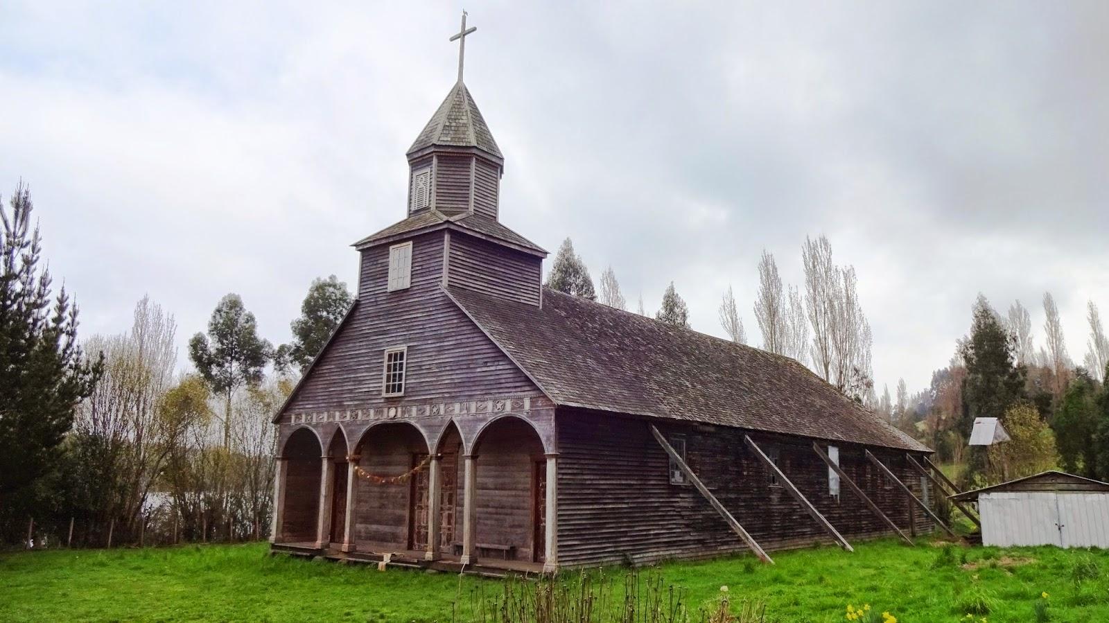 Iglesia de quinchao-cultura