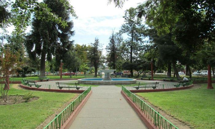 Comuna de Requinoa Chile